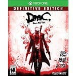 DmC Devil May Cry: Definitive Edition - Xbox One (And Ps4) For 31.99 or 26.59 with GCU