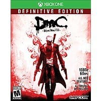 Best Buy Deal: DmC Devil May Cry: Definitive Edition - Xbox One (And Ps4) For 31.99 or 26.59 with GCU