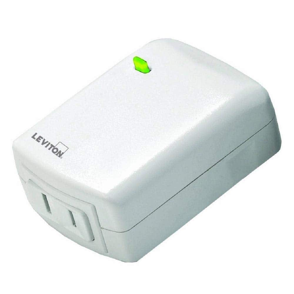 Leviton Decora Smart Wi-Fi Plug-In Dimmer $22.23
