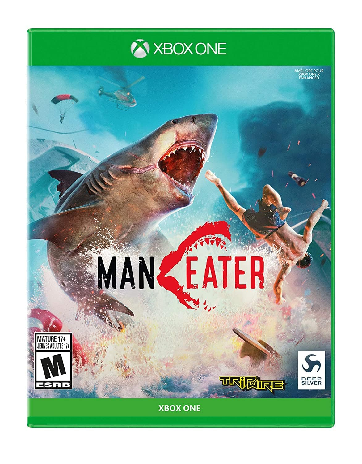 Maneater - [Xbox One] Preorder $33.88