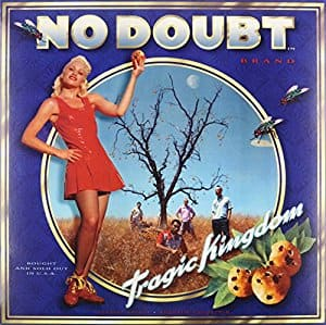 No Doubt - Tragic Kingdom Vinyl Amazon Prime 10.83