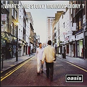 Oasis double vinyl What's The Story Morning Glory? 16.56 prime