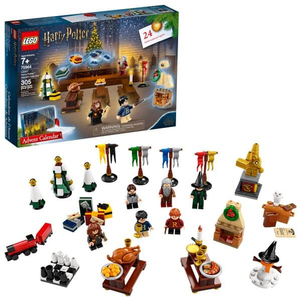 YMMV $7 Harry Potter Advent Calendar & $4.50 Fantastic Beasts LEGO set