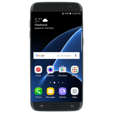 NEW Samsung Galaxy S7 from Boost Mobile  $254.99 after promo code: MLK