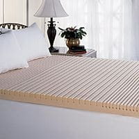 "Sears Deal: 3.5"" high Geo Comfort Cut convoluted foam topper Twin $29.97 Full $36.97 Queen $43.97 King $49.97 @ Sears Free Pick-up"