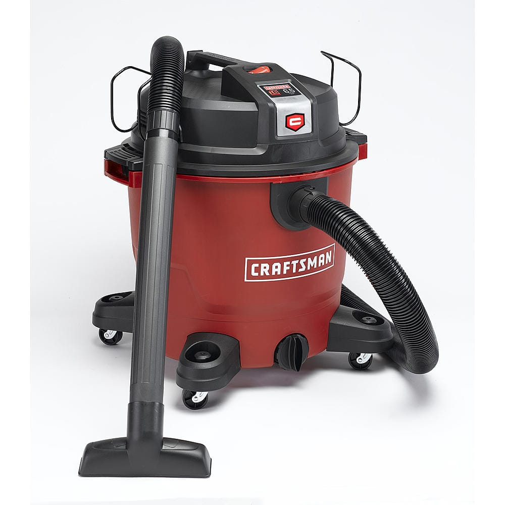 Sears - Craftsman XSP 16 Gallon 6.5 Peak HP Wet/Dry Vac with BONUS Accessories + Free shipping or store pickup $89.99