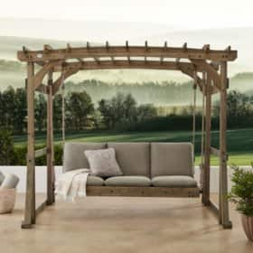 Sam's Club: Backyard Discovery Claremont Lounger for $599 (Self-Installation) or $899 (With Installation). Free Shipping