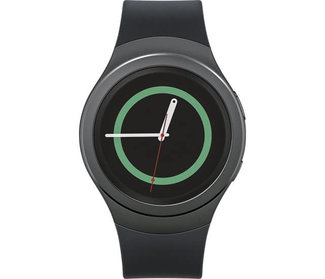 Samsung - Geek Squad Certified Refurbished Gear S2 Smartwatch 42mm Stainless Steel - $159.99 + Free shipping