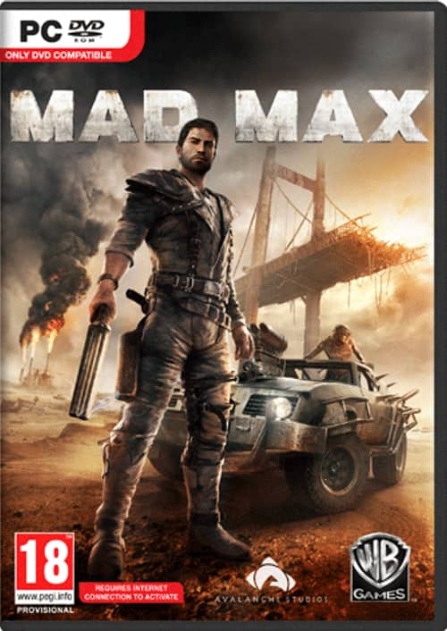 Mad Max - $3.29 @ CDKeys (Steam key)