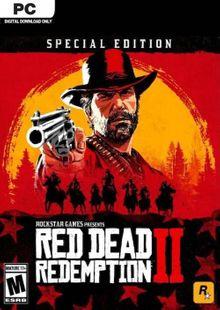Red Dead Redemption 2 (PC) - $40.19 @ CDKeys