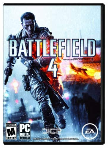Battlefield 4 - $4.99 @ Amazon (PC / Origin key)