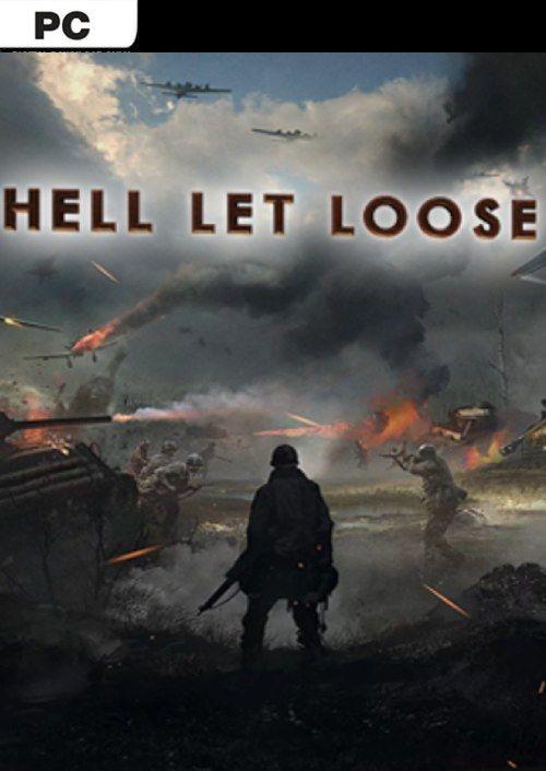 Hell Let Loose - $13.39 @ CDKeys (PC / Steam key)