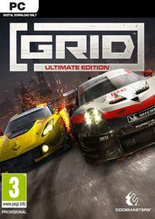 GRID + DLC - $9.99 @ CDKeys (PC / Steam)