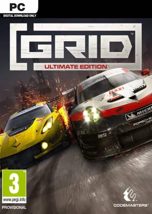 GRID: Ultimate Edition - $11.19 @ CDKeys (PC / Steam)