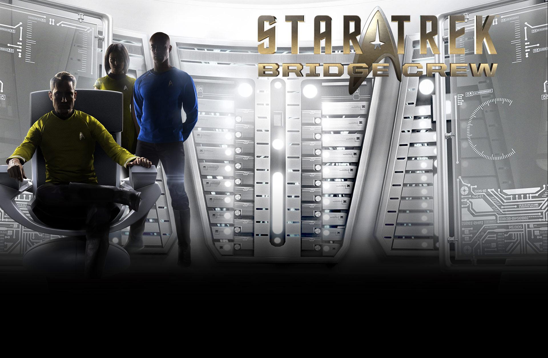 Star Trek: Bridge Crew (includes VR mode) - $6.95 @ GamesLoad (PC)
