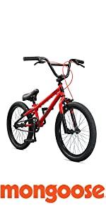 Mongoose Legion Freestyle Sidewalk BMX Bike for-Kid  $125