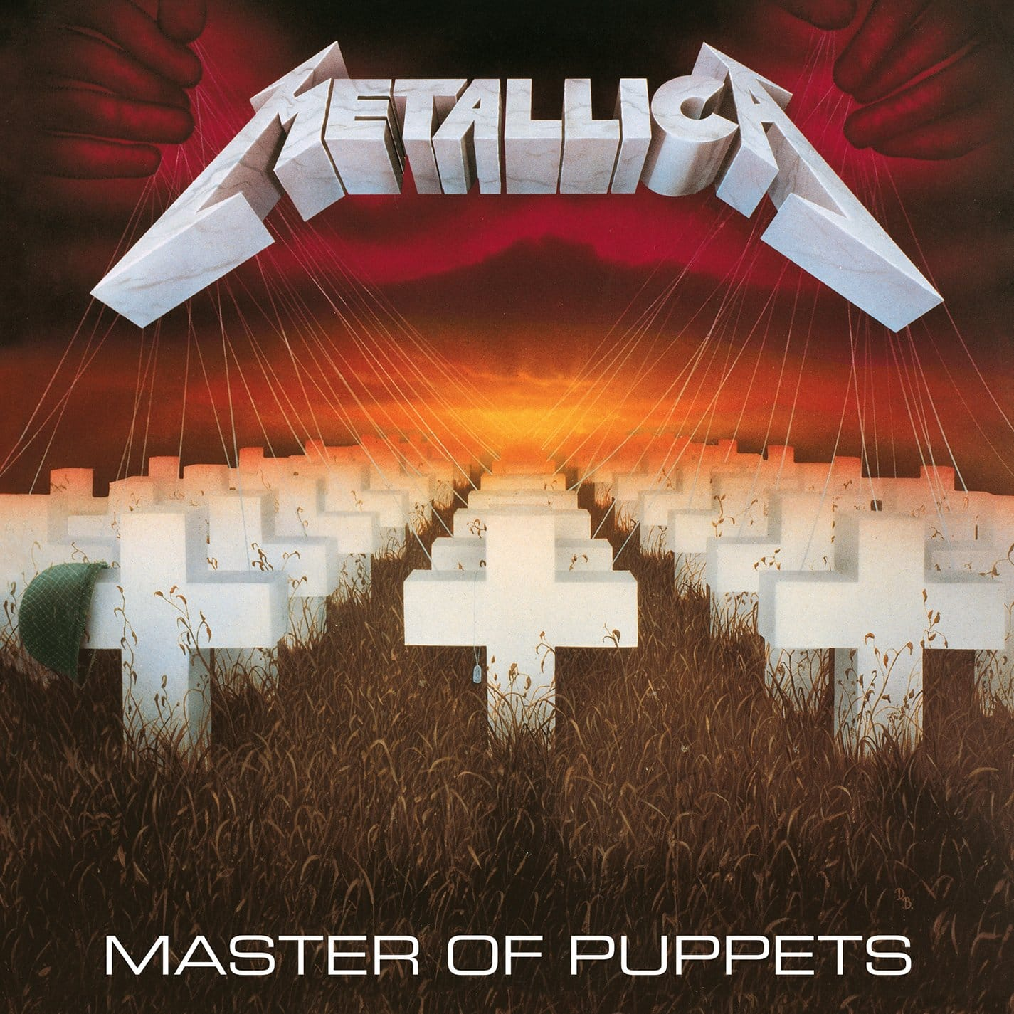 Master Of Puppets Remastered CD $5 shipped