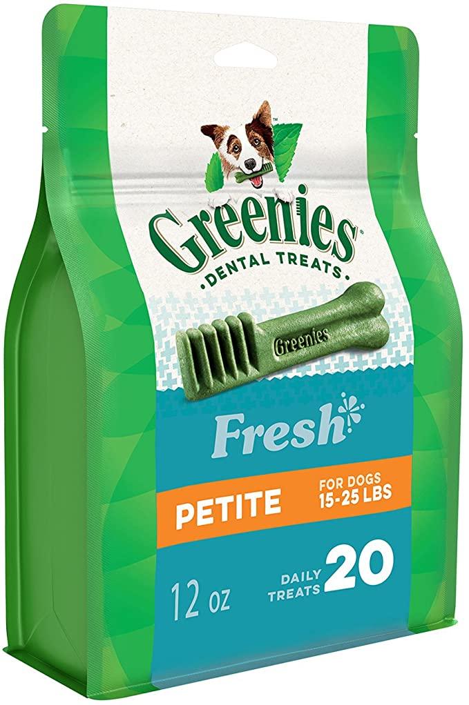Greenies Dog Treats $7.5