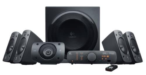 Logitech Z906 Surround Sound Speakers $109.99 + FS AMAZON