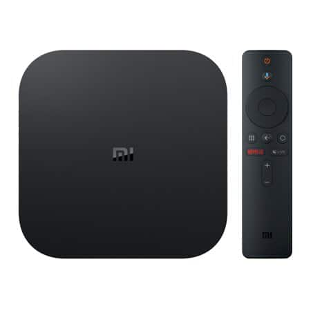 Xiaomi Mi Box S 4K HDR Android TV Streaming Media Player +
