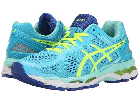 ASICS GEL-Kayano 22 running shoes $85 AC FS @6pm.com - men's or women's available (kids too, $74 AC)