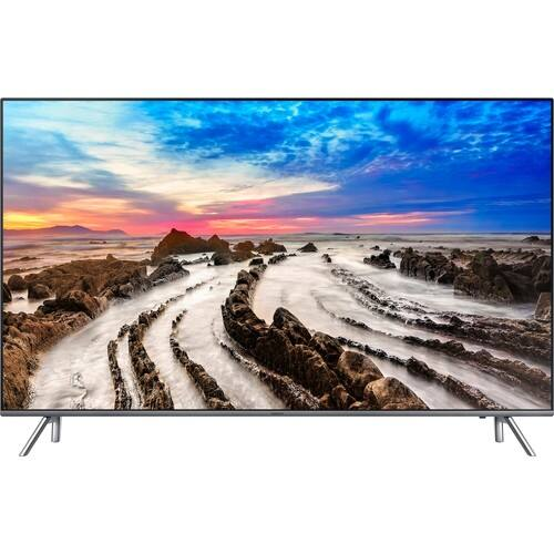 """Samsung 49"""" MU8000 Series - 2160p - Smart / 4K UHD TV with HDR (In-Store Pickup) $499.99"""