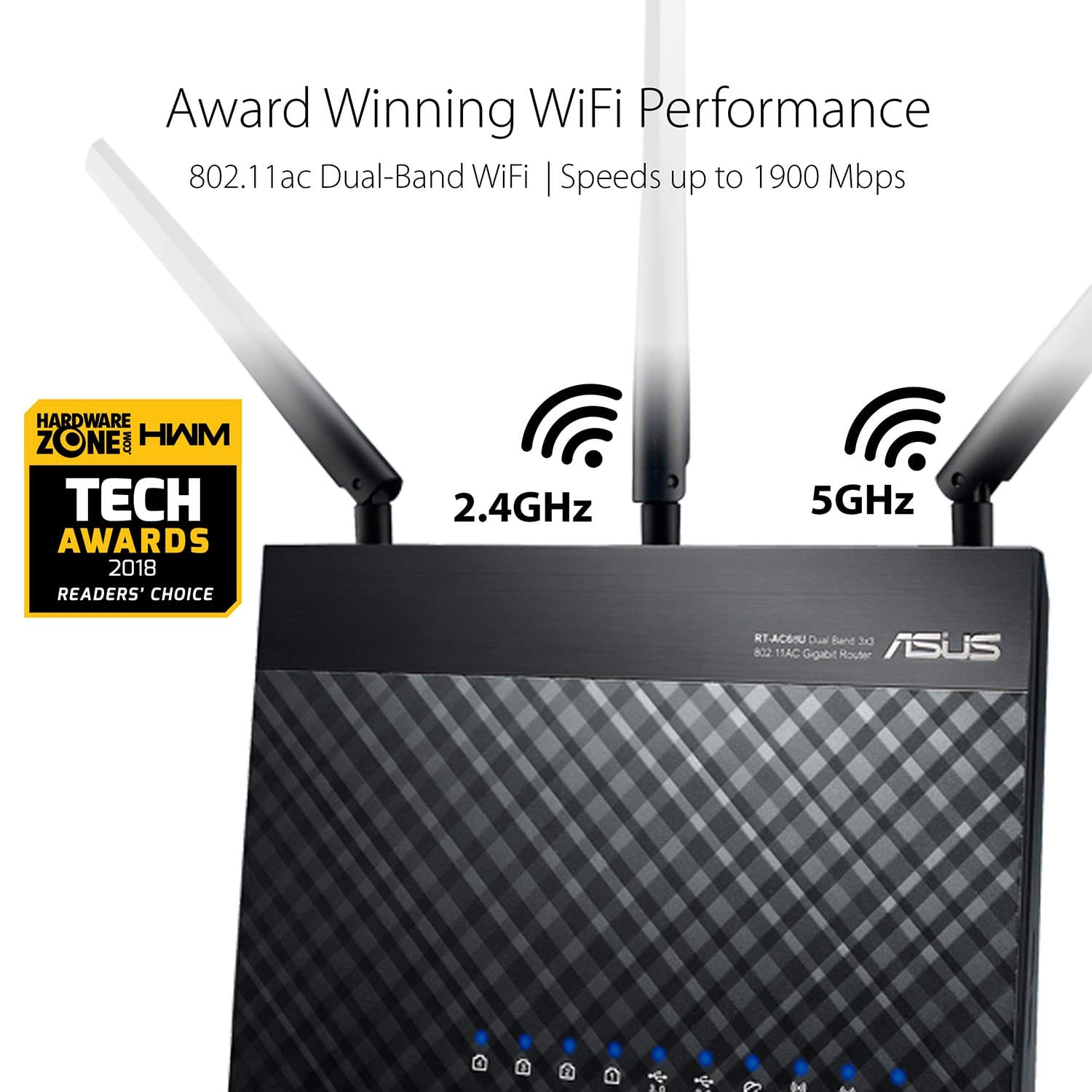 ASUS Whole Home Dual-Band AiMesh Router (AC1900) for Mesh Wifi System  $108 78