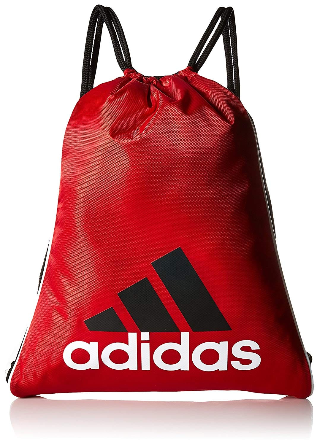 Amazon: Adidas red/black sackpack $5.38 - Addon only
