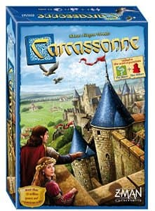 Carcassonne board game $11.98 YMMV
