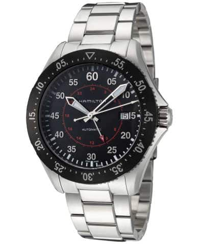Hamilton Khaki Aviation Casual Watch GMT Automatic - $511.74 + Free s/h at Ashford