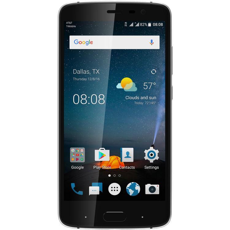 ZTE Blade V8 Pro Z978 32GB Smartphone (Unlocked, Black) $229.98
