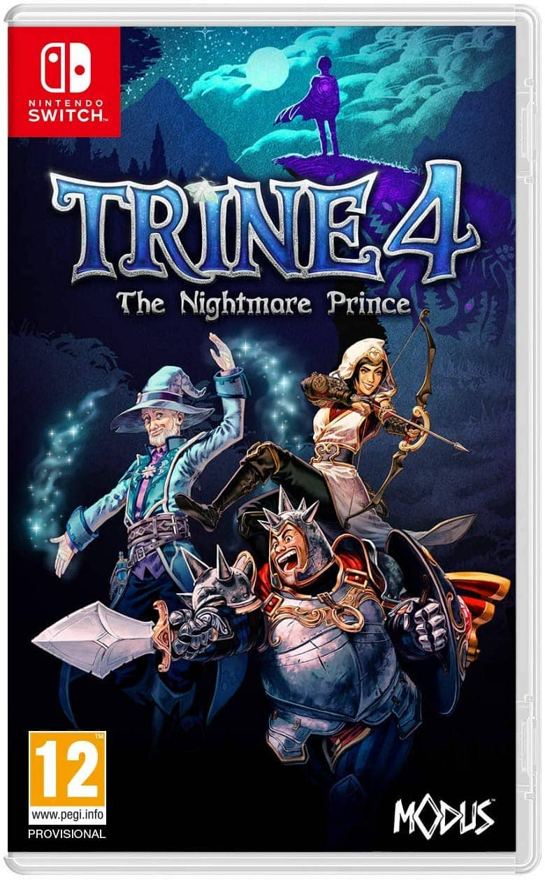 Trine 4: The Nightmare Prince Nintendo Switch YMMV Walmart $4