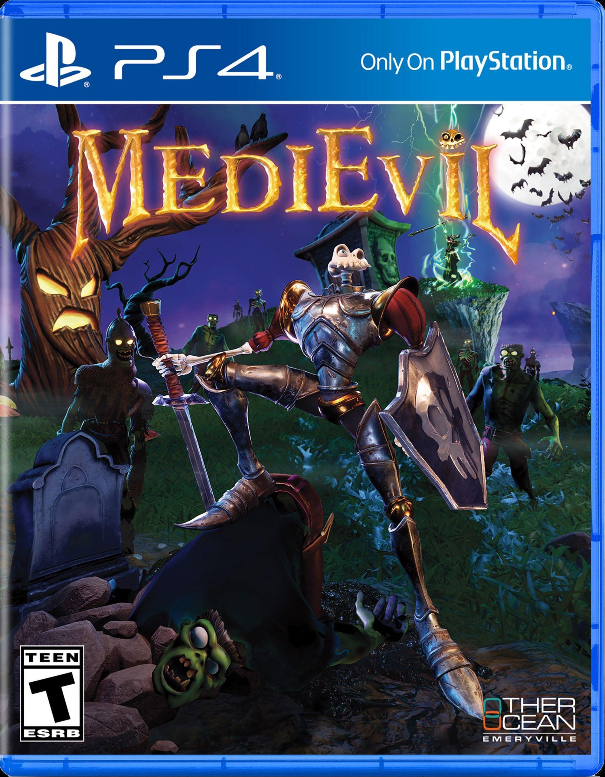 Medievil Platstation 4 YMMV Walmart $5