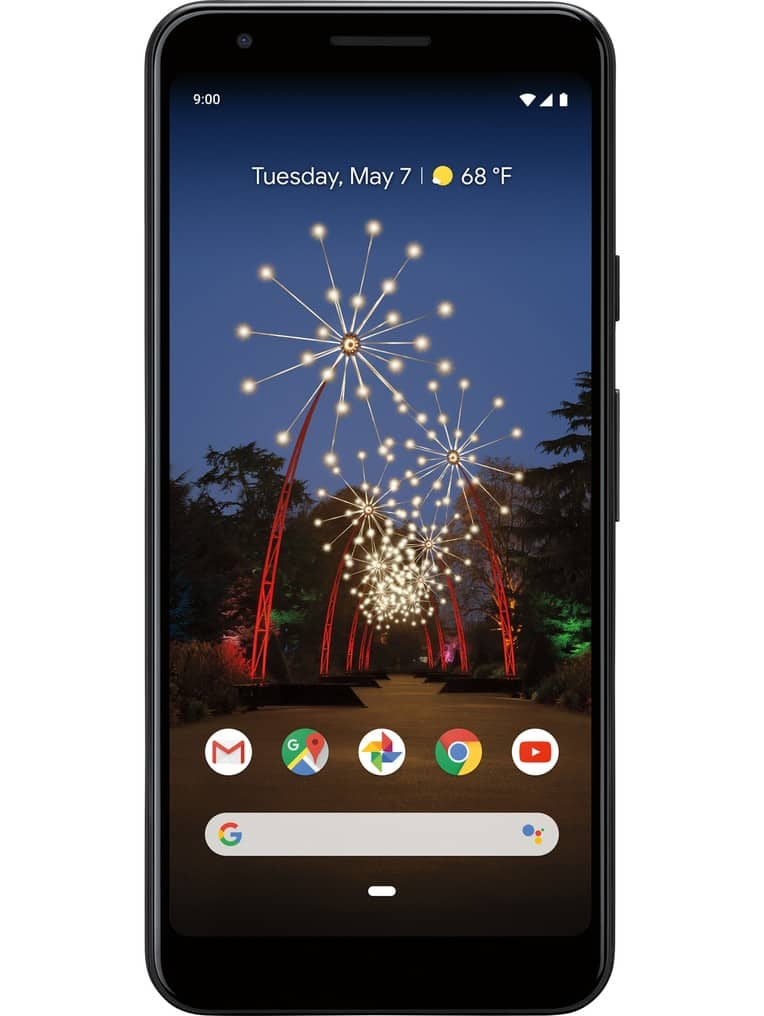 Google Pixel 3a XL Black 64GB - $299 at Ting.com (with $100 credit for new accounts)