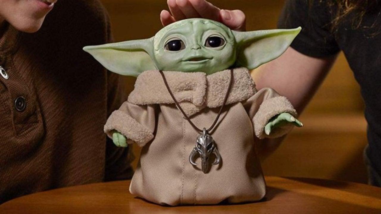 Baby Yoda December Pre-orders Amazon $59.99