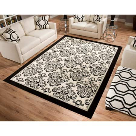 Area Rugs on Clearance at Walmart, 70% Off from Original Price