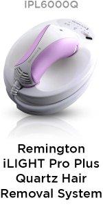 Remington iLIGHT Pro Plus Quartz Hair Removal System $189.99 at Amazon