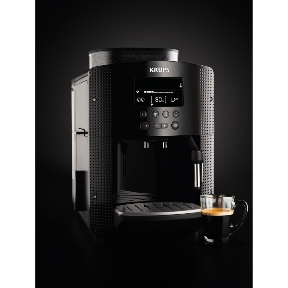 Krups Pisa Programmable Espresso Machine Model#  EA815050 $399 @ HD $398.88