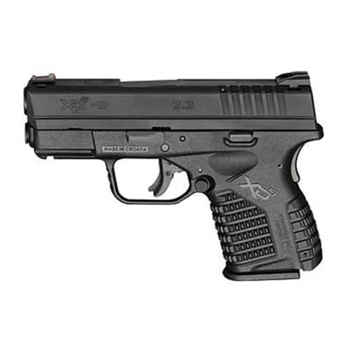 Springfield XDS 9mm ($379) or 45ACP ($399) plus free shipping and 3 free additional mags with rebate (5 total mags)
