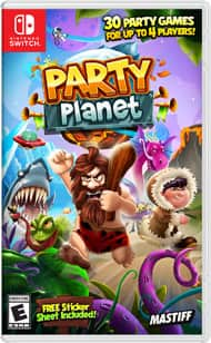 Party Planet (Nintendo Switch Game) - $29.99