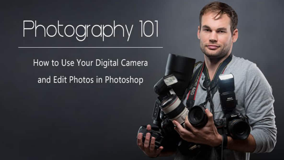 Fstoppers Photography 101 Tutorial - FREE (normally $99)