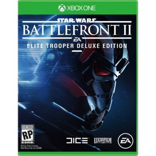 Star Wars Battlefront II: Elite Trooper Deluxe Edition - Xbox One/PS4 $49.99 + FS