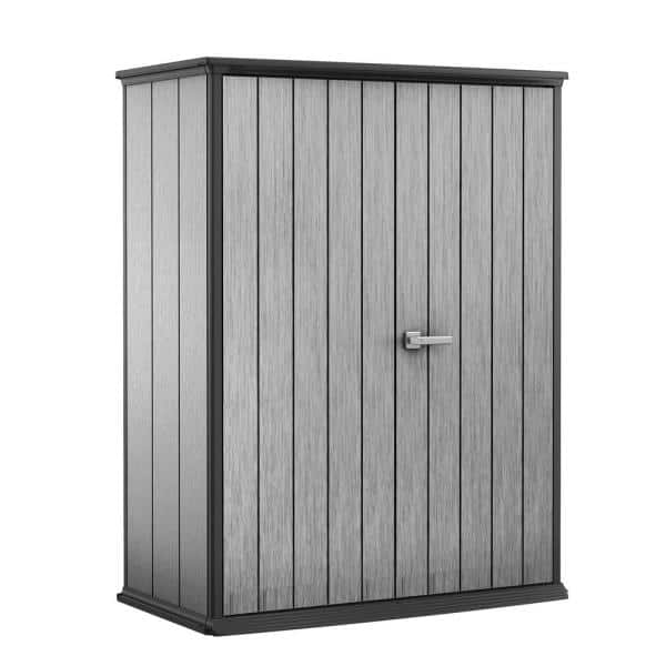 Keter High Store Storage Shed at Home Deport B&M YMMV -- $180 (In-store clearance only)