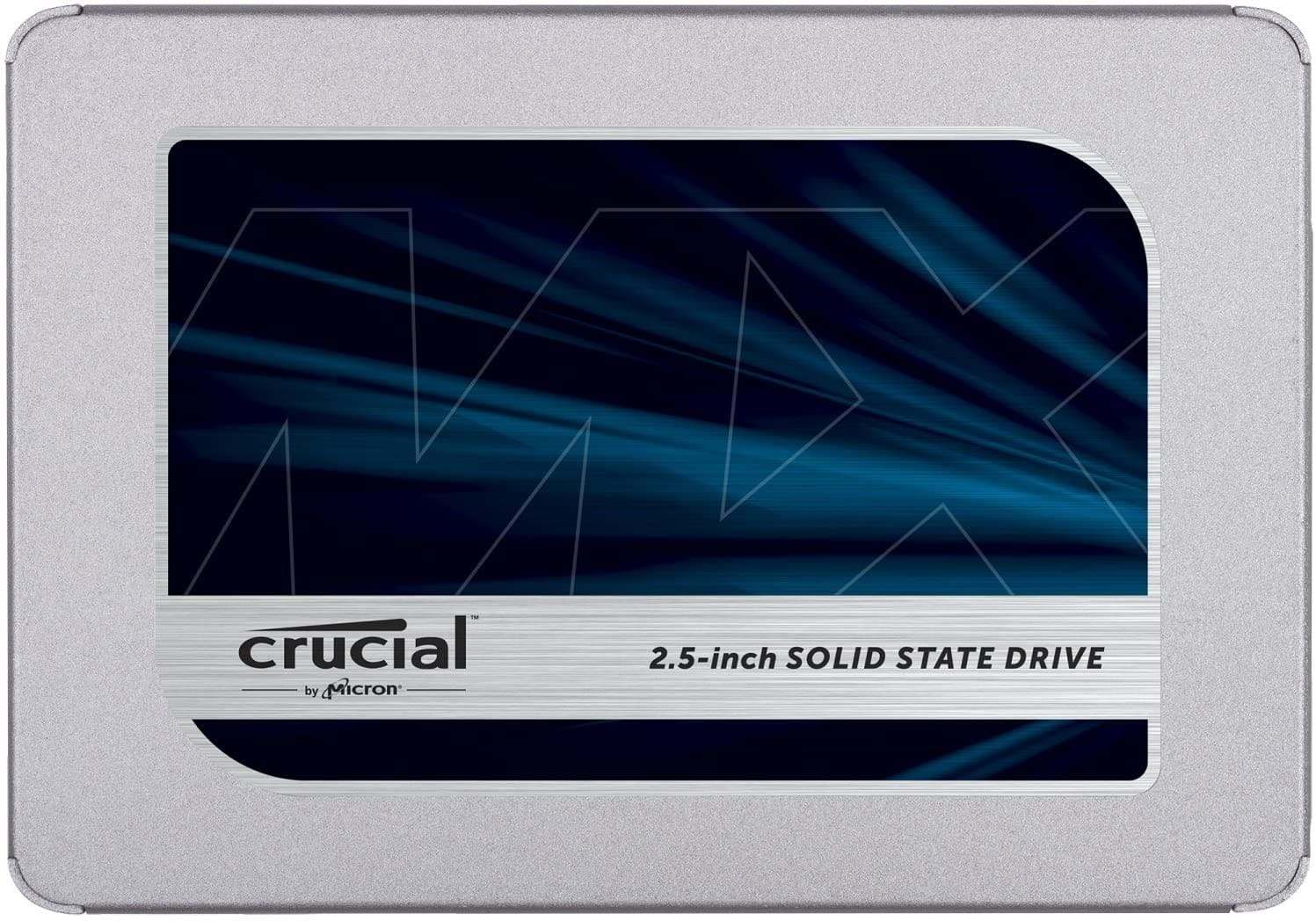 Amazon.com: Crucial MX500 1TB 3D NAND SATA 2.5 Inch Internal SSD, up to 560MB/s - CT1000MX500SSD1 : Electronics $81.99