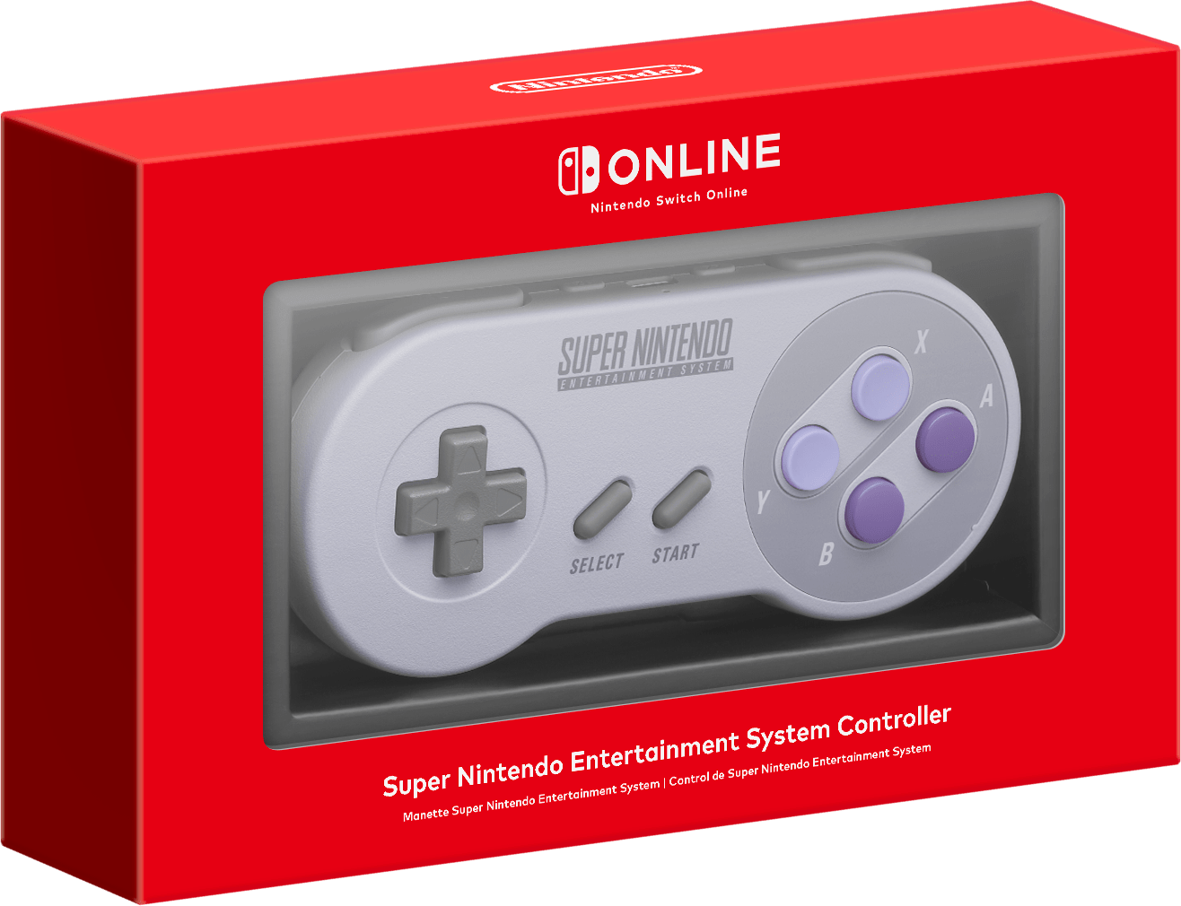 Nintendo Switch Online members: NES and SNES controllers are back in stock