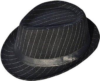 Simplicity Men Women Manhattan Structured Gangster Trilby Wool Fedora Hat $6.29 -$11.89 @Amazon