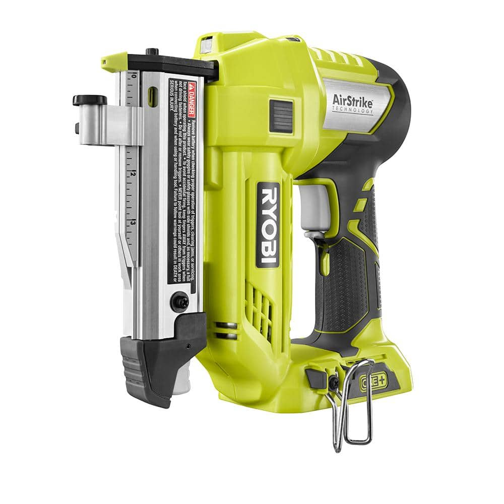 RYOBI ONE+ 18 Volt AirStrike 23-Gauge 1-3/8 In. Headless Pin Nailer $79.99