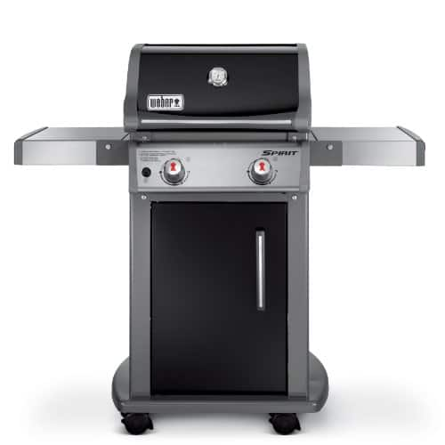 Weber Spirit E-210 LP gas grill on clearance at Target for $120 Extremely YMMV