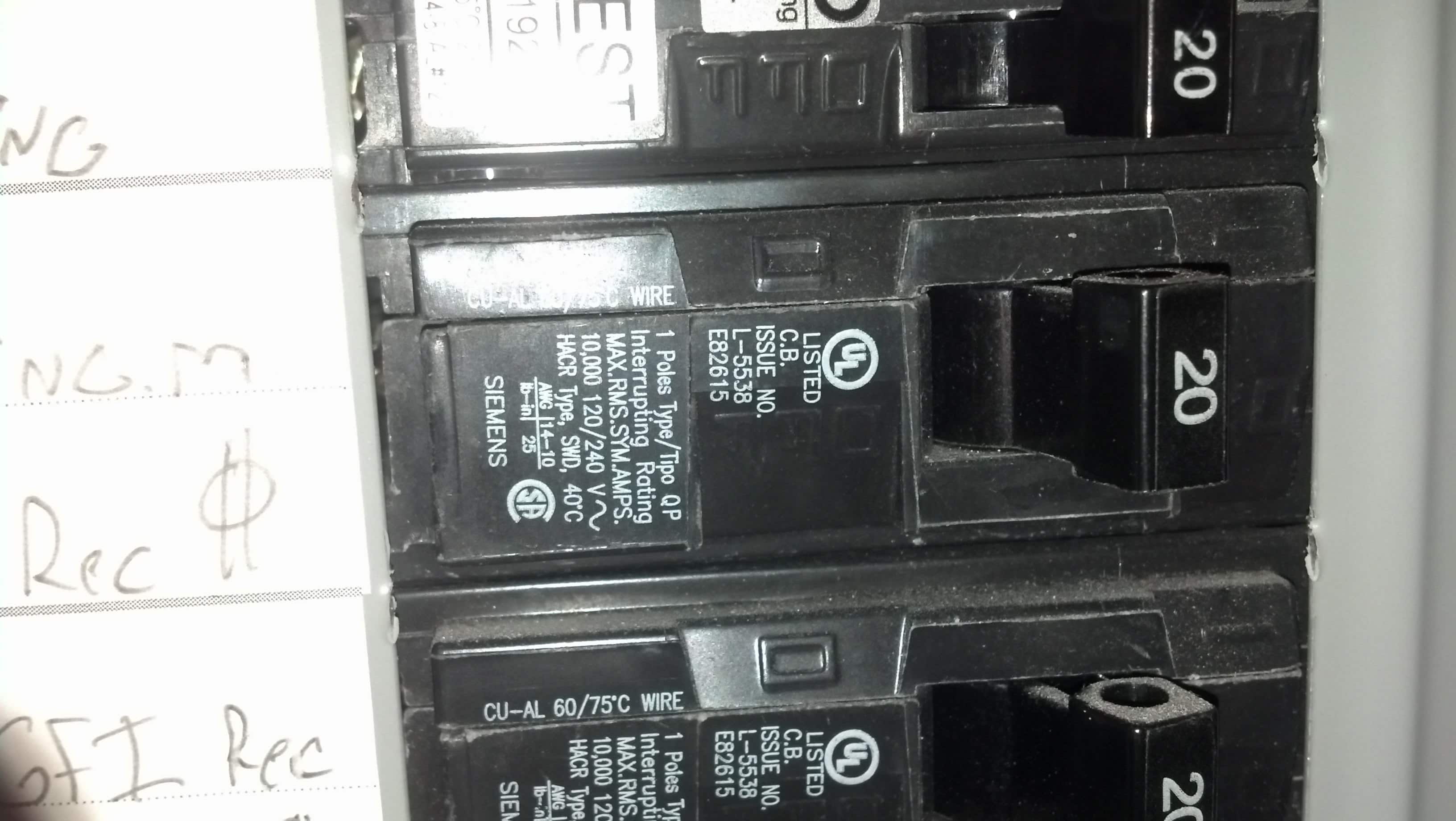 Powerline Adapters Causing Home Breakers To Trip How Do I Change A Fuse In Breaker Box