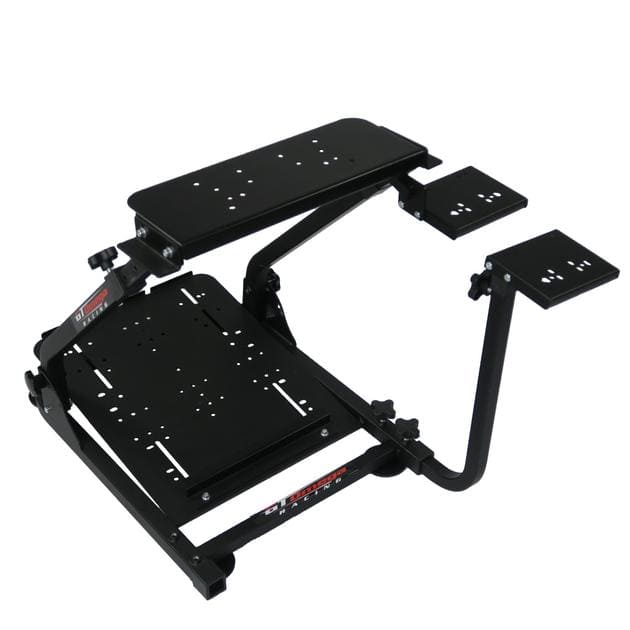 GT Omega Classic Wheel Stand Sim Racing Rig w/ V1 and V2 Shifter Mount